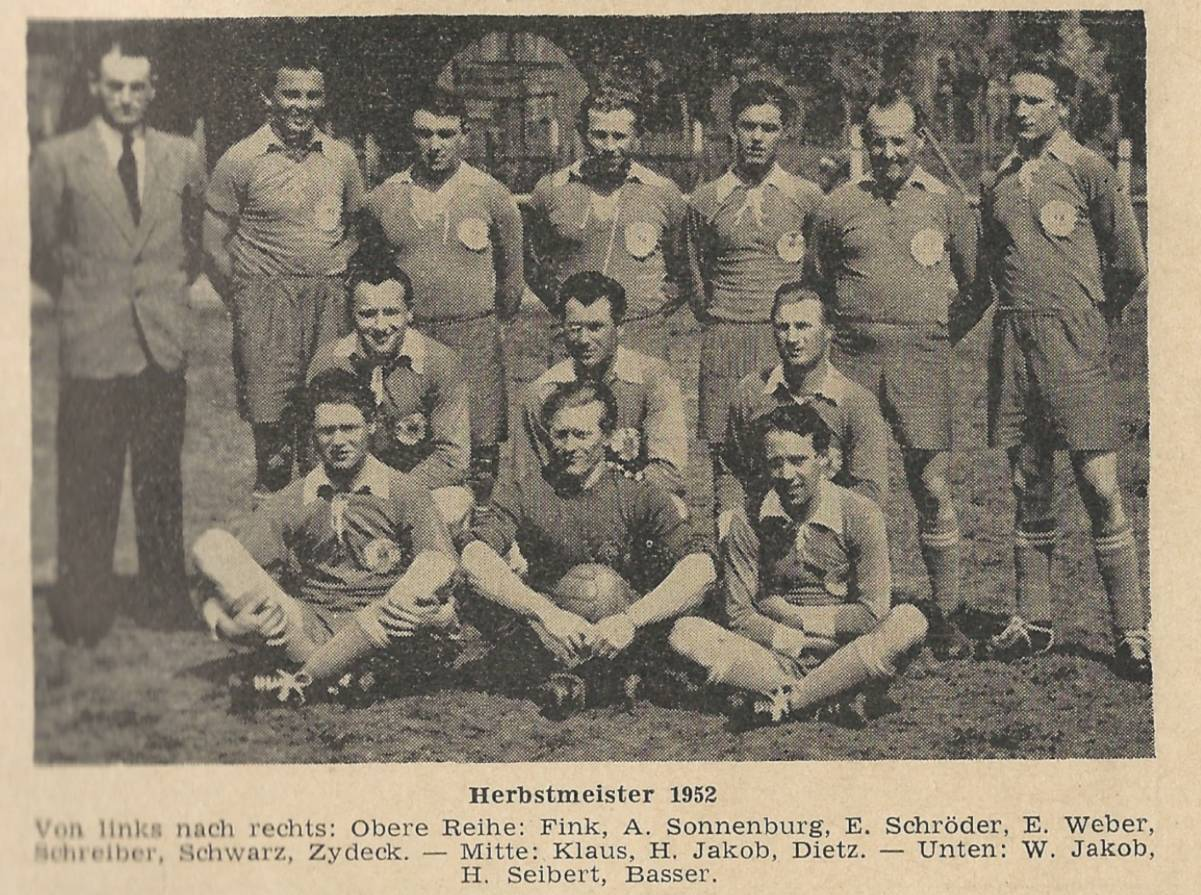 Herbstmeister 1952
